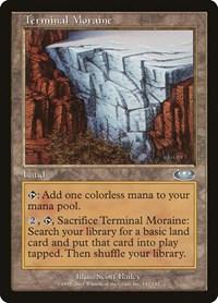 Terminal Moraine, Magic, Planeshift