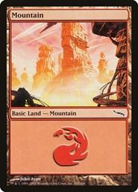 Mountain (302), Magic: The Gathering, Mirrodin