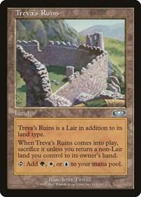 Treva's Ruins (Foil)