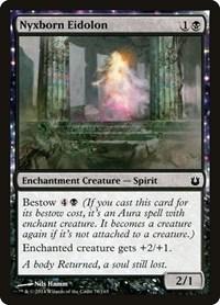 Nyxborn Eidolon, Magic: The Gathering, Born of the Gods