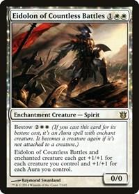 Eidolon of Countless Battles, Magic: The Gathering, Born of the Gods