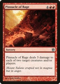 Pinnacle of Rage, Magic: The Gathering, Born of the Gods