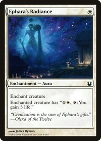 Ephara's Radiance, Magic, Born of the Gods