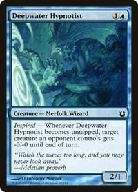 Deepwater Hypnotist, Magic, Born of the Gods