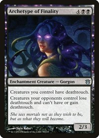 Archetype of Finality (Foil)