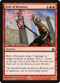 Bolt of Keranos, Magic, Born of the Gods