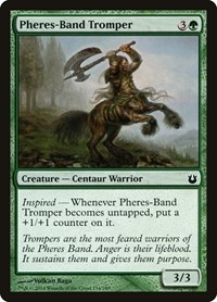 Pheres-Band Tromper, Magic: The Gathering, Born of the Gods
