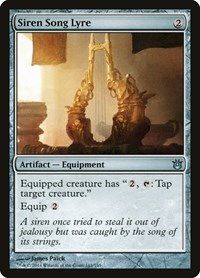 Siren Song Lyre, Magic: The Gathering, Born of the Gods