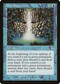 Ceta Sanctuary, Magic, Apocalypse