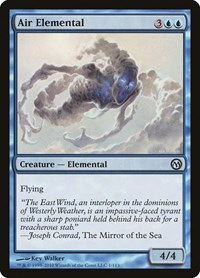 Air Elemental, Magic, Duels of the Planeswalkers