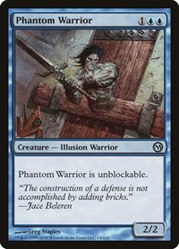 Phantom Warrior, Magic: The Gathering, Duels of the Planeswalkers