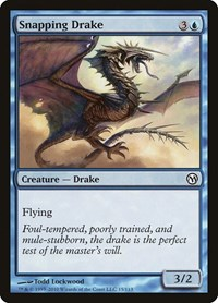 Snapping Drake, Magic: The Gathering, Duels of the Planeswalkers