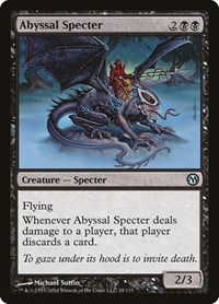 Abyssal Specter, Magic, Duels of the Planeswalkers
