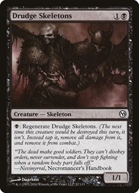 Drudge Skeletons, Magic: The Gathering, Duels of the Planeswalkers