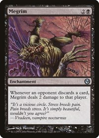 Megrim, Magic: The Gathering, Duels of the Planeswalkers