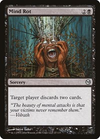 Mind Rot, Magic: The Gathering, Duels of the Planeswalkers