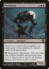 Mortivore, Magic: The Gathering, Duels of the Planeswalkers