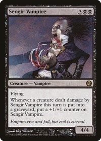 Sengir Vampire, Magic: The Gathering, Duels of the Planeswalkers