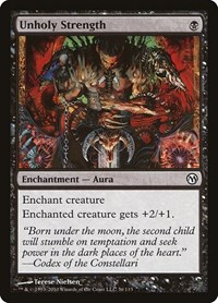 Unholy Strength, Magic: The Gathering, Duels of the Planeswalkers