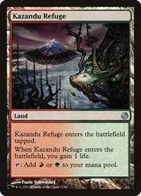 Kazandu Refuge, Magic: The Gathering, Duel Decks: Heroes vs. Monsters