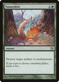 Naturalize, Magic: The Gathering, Duels of the Planeswalkers