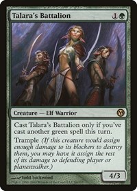 Talara's Battalion, Magic: The Gathering, Duels of the Planeswalkers