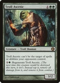 Troll Ascetic, Magic: The Gathering, Duels of the Planeswalkers