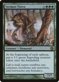 Verdant Force, Magic: The Gathering, Duels of the Planeswalkers
