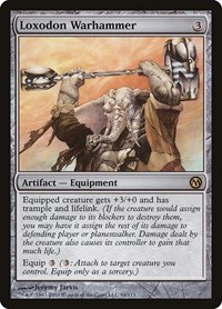 Loxodon Warhammer, Magic: The Gathering, Duels of the Planeswalkers