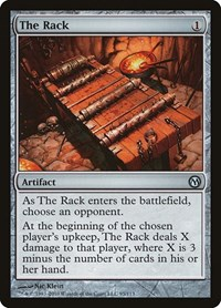 The Rack, Magic: The Gathering, Duels of the Planeswalkers