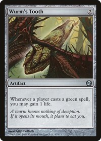 Wurm's Tooth, Magic: The Gathering, Duels of the Planeswalkers