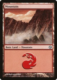 Mountain (106), Magic: The Gathering, Duels of the Planeswalkers