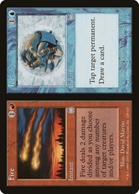 Fire // Ice, Magic: The Gathering, Apocalypse