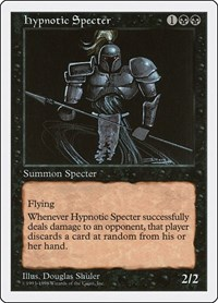 Hypnotic Specter, Magic, Anthologies