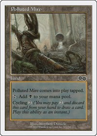 Polluted Mire, Magic: The Gathering, Anthologies
