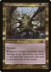 Fungal Shambler, Magic: The Gathering, Apocalypse
