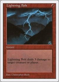 Lightning Bolt, Magic, Anthologies