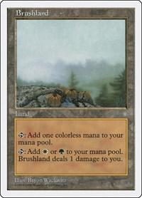 Brushland, Magic: The Gathering, Anthologies