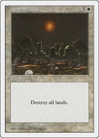 Armageddon, Magic: The Gathering, Anthologies