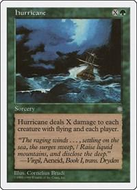 Hurricane, Magic: The Gathering, Anthologies