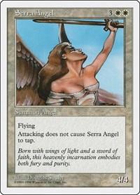 Serra Angel, Magic: The Gathering, Anthologies