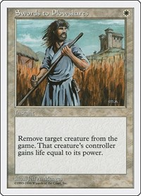 Swords to Plowshares, Magic: The Gathering, Anthologies