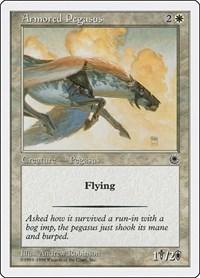 Armored Pegasus, Magic, Anthologies