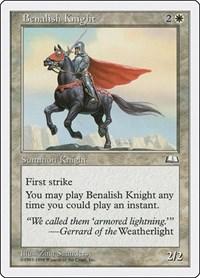 Benalish Knight, Magic: The Gathering, Anthologies