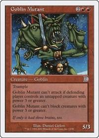 Goblin Mutant, Magic: The Gathering, Deckmasters Garfield vs Finkel