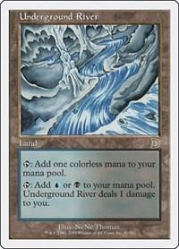 Underground River, Magic: The Gathering, Deckmasters Garfield vs Finkel