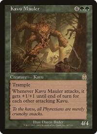 Kavu Mauler, Magic: The Gathering, Apocalypse