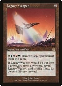 Legacy Weapon (Foil)