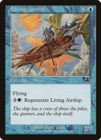Living Airship, Magic, Apocalypse