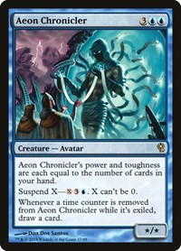 Aeon Chronicler, Magic: The Gathering, Duel Decks: Jace vs. Vraska